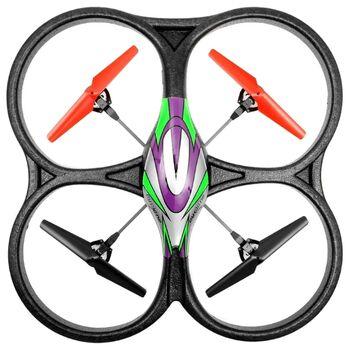 Квадрокоптер WL Toys UFO Drones Headless Cyclone WIFI V333K