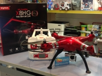 Квадрокоптер Syma X8HG с HD камерой 5 Мегапикселей 4CH 2.4G