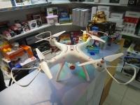 Квадрокоптер Syma X8SW WiFi FPV с барометром и функцией возврата 2.4GHz