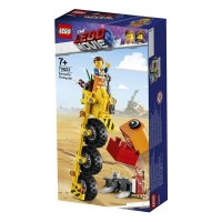 Конструктор LEGO Movie Трехколёсный велосипед Эммета!