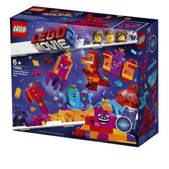 Конструктор LEGO Movie Шкатулка королевы Многолики Собери что хочешь