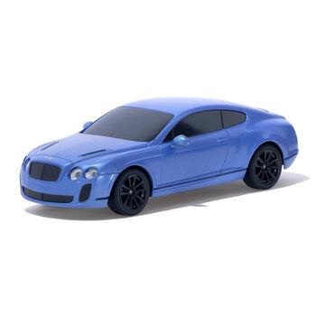 Радиоуправляемая машина MZ Bentley Continental Blue 1:24 - 27040-BLUE