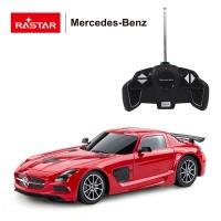 Машина р/у 1:18 Mercedes-Benz SLS AMG Цвет Красный
