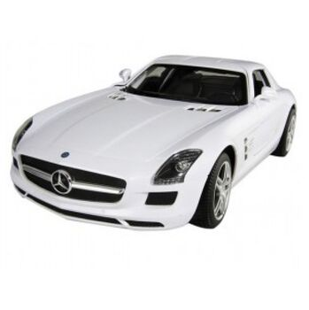 Радиоуправляемая машина MZ Mercedes-Benz SLS White 1:14 - MZ-2024-W