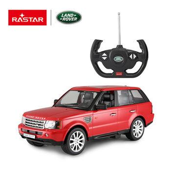 Радиоуправляемая машина Rastar 28200 Land Rover Range Rover Sport 1:14 Цвет Красный