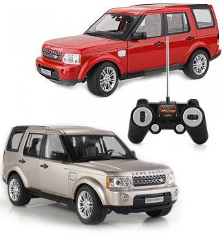 Машина на радиоуправлении Land Rover Discovery 4 1:16