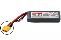 Аккумулятор Team Orion Li-Po 11.1V (3S) 2200mah 50C SoftCase XT60 plug with LED charge status