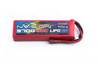 Аккумулятор nVision Li-Po 11.1V (3s) 3700mAh 30C (Deans T Plug)