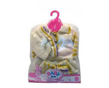 Одежда для кукол: свитер, размер: 30x20см, текстильные материалы