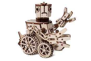 Деревянный конструктор Lemmo Робот Макс - 00-61