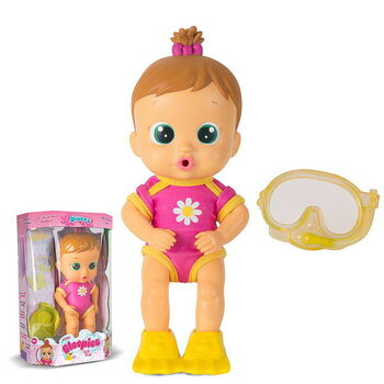 BLOOPIES Кукла для купания Флоуи