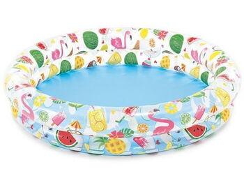 Бассейн надувной детский Just so fruity Pool, от 2-х лет, 122х25 см
