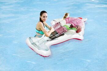 Матрац надувной в виде мороженого (203*127*18 см)