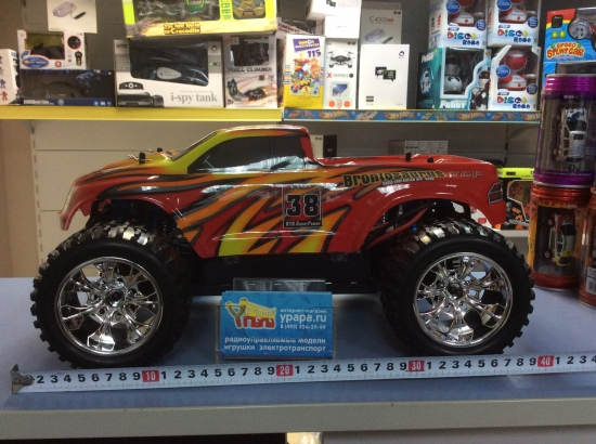 HSP Brontosaurus TOP Electric Off-Road Car 4WD 1:10 - 2.4G