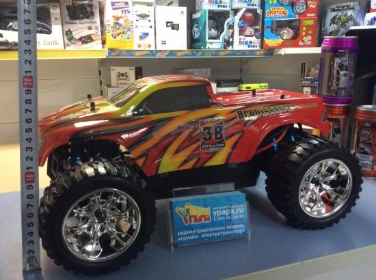 HSP Brontosaurus TOP Electric Off-Road Car 4WD 1:10 - 2.4G