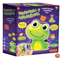 Игра интерактивная - Вечеринка у Лягушонка, эл/мех., звуковые эффекты