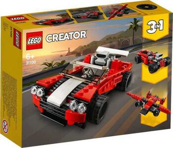 Конструктор LEGO CREATOR Спортивный автомобиль
