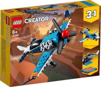 Конструктор LEGO CREATOR Винтовой самолёт