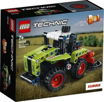 Конструктор LEGO TECHNIC Mini CLAAS XERION