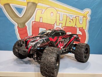 Монстр Remo Hobby M-Max Pro RH1031PRO Red (45см) 1:10