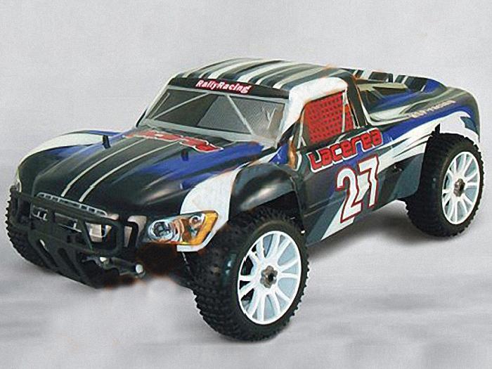 Радиоуправляемый автомобиль с ДВС HSP Lacerea 4WD Superior Version GP Rally Car 1:8