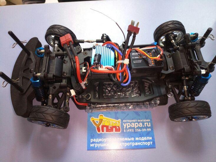 Радиоуправляемая машина HSP Zillionaire PRO Racing Сar 1:16 4WD