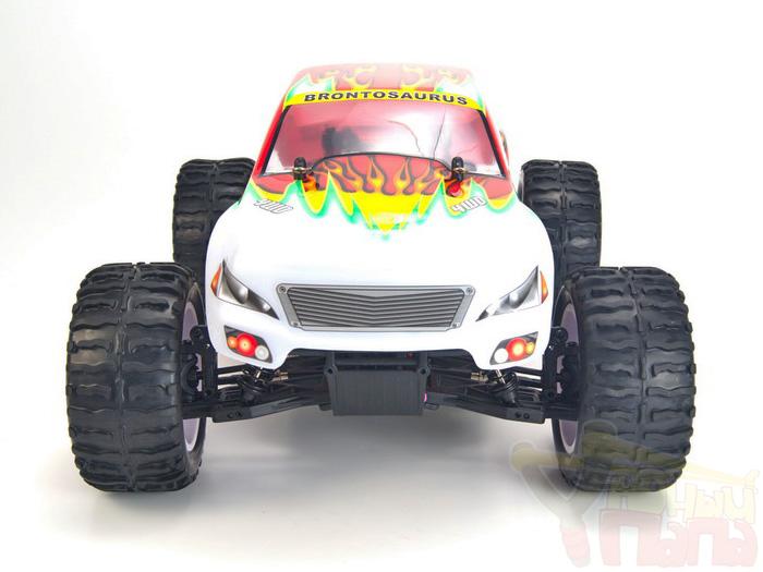Радиоуправляемый джип HSP Brontosaurus 4WD 1:10 - 2.4G с влагозащитой