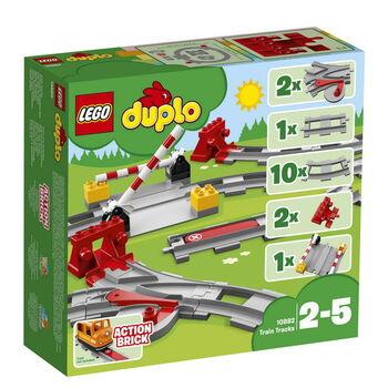 Конструктор LEGO DUPLO Town Рельсы