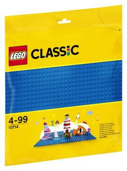 Конструктор LEGO CLASSIC Синяя базовая пластина