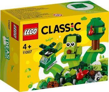 Конструктор LEGO CLASSIC Зелёный набор для конструирования