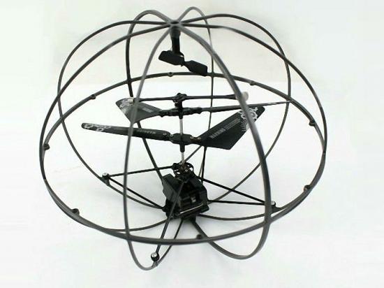 Летающий шар Robotic UFO Spy с видеокамерой