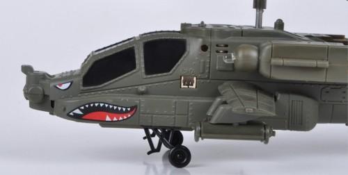 Радиоуправляемый вертолет Apache AH-64 - S109G с гироскопом