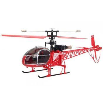 Радиоуправляемый вертолет WLToys V915 4CH Scale Lama 2.4G (43 см)