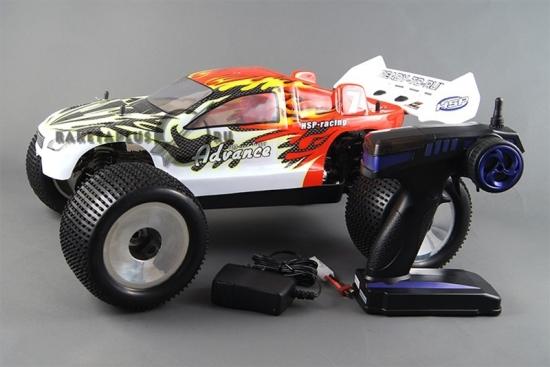 Радиоуправляемая машина HSP Advance 4WD RTR 1:8