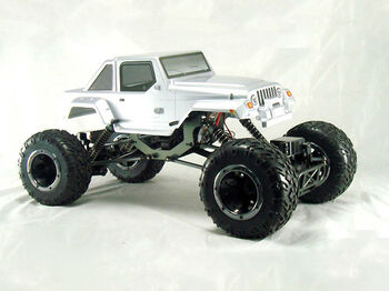 Радиоуправляемая машина HSP Pangolin Electric Off-Road Long Crawler 4WD 1:10