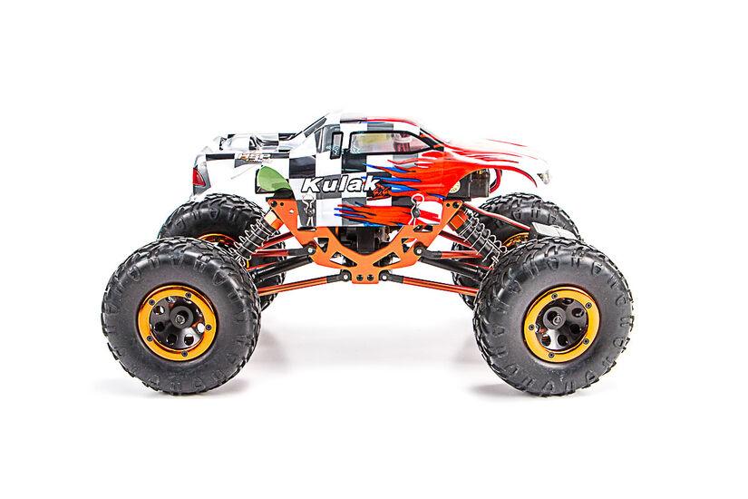 Радиоуправляемая машина HSP KULAK Crawler (WaterProof) EP 4WD 1:18