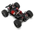 Радиоуправляемый монстр Remo Hobby RH1631 RED 4WD RTR масштаб 1:16 29 см 2.4G красный