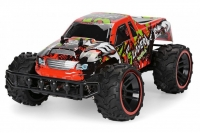 Радиоуправляемый автомобиль 1:8 монстр 2.4G QY Toys QY1882B