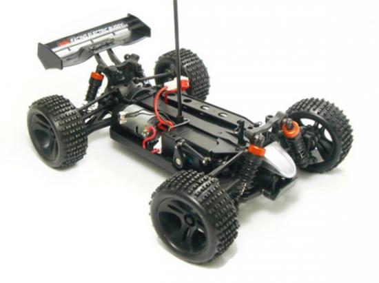 Радиоуправляемая машина HSP EidoLon EP 4WD 1:18 (красный)