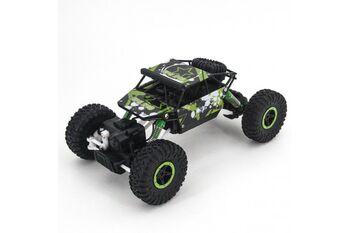 Радиоуправляемый зеленый Краулер 4WD 1:18 2.4G