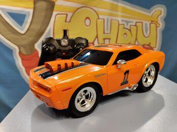Радиоуправляемая машина Chevrolet Camaro из серии Muscle Car 1/16 свет и звук