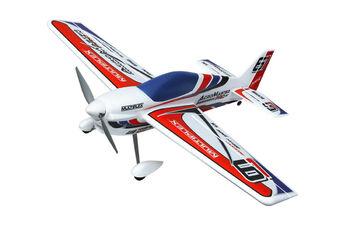 Радиоуправляемый самолет Multiplex AcroMaster Pro MPX-1-00846 без аппаратуры и акб