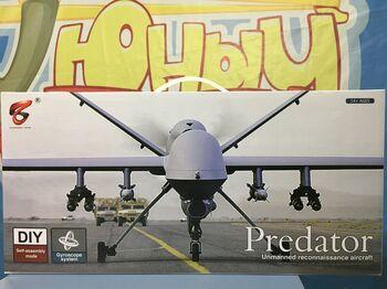 Радиоуправляемый самолет MQ-1 Predator Z51 2.4g RTF для начинающих