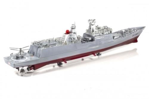 Радиоуправляемый авианосец Heng Tai Destroyer 3831 1:275