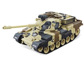 Радиоуправляемый танк HouseHold USA M60 Patton - зеленый хаки