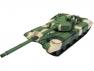 Радиоуправляемый танк Heng Long ZTZ 99 MBT 1:16 с дымом и пульками