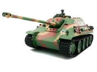 Радиоуправляемый танк Heng Long German Jangpanther 1:16 с дымом и пульками