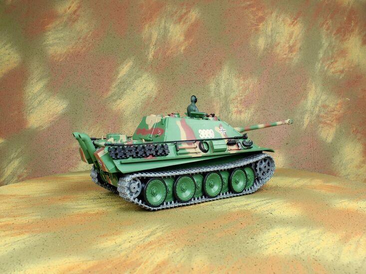 Радиоуправляемый танк Heng Long Jangpanther PRO 1:16