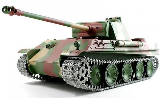 Радиоуправляемый танк Heng Long German Panther G 1:16