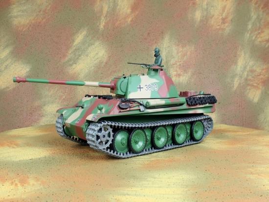 Радиоуправляемый танк Heng Long Panter Type G PRO 1:16